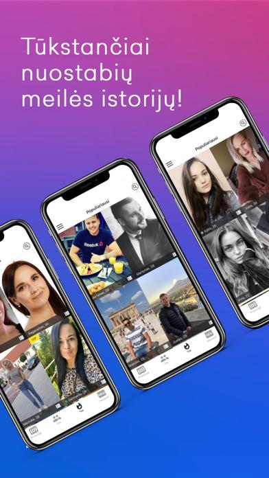 geros pažintys apps iphone