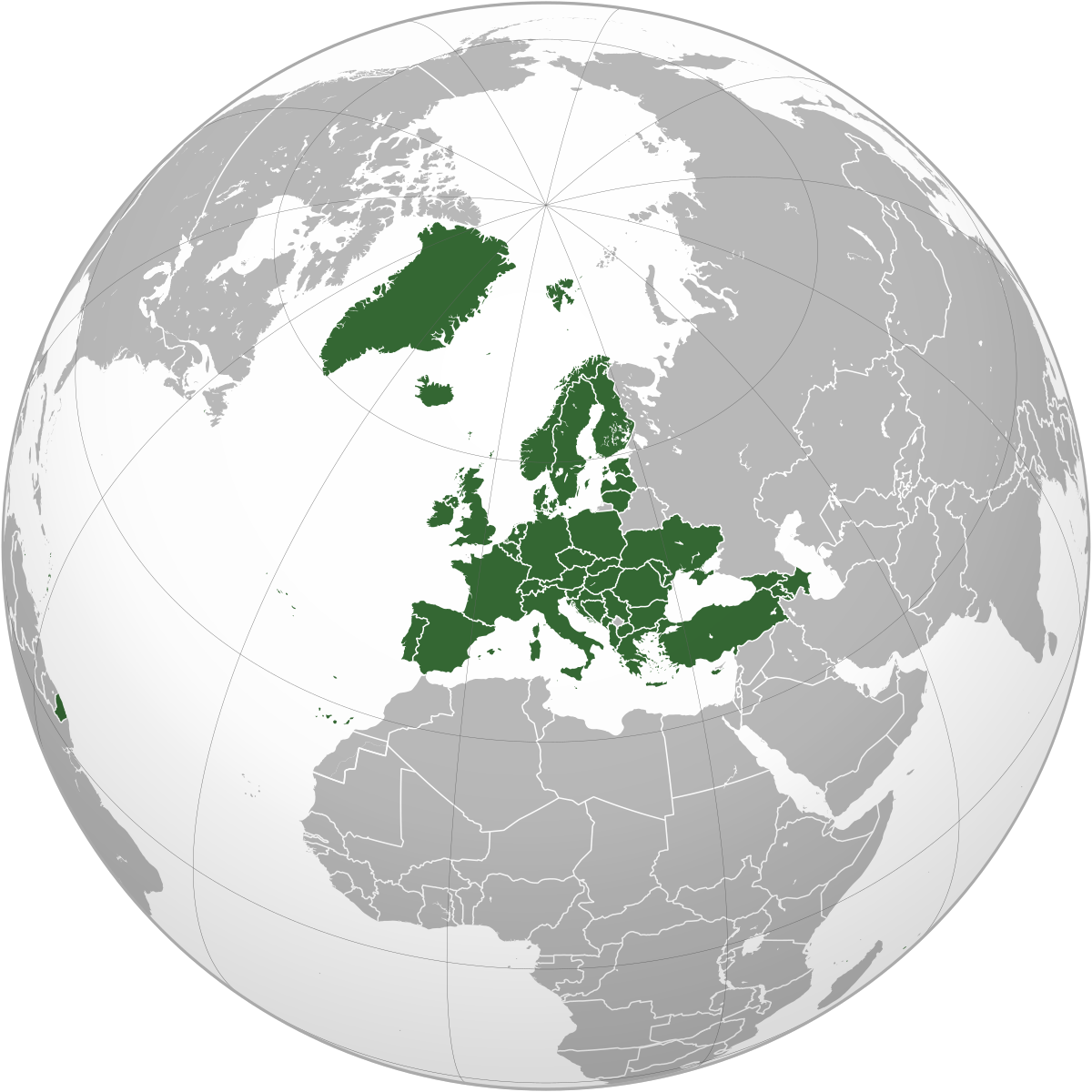 europos pažinčių konvencijų