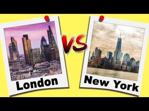 pažintys in new york vs londone