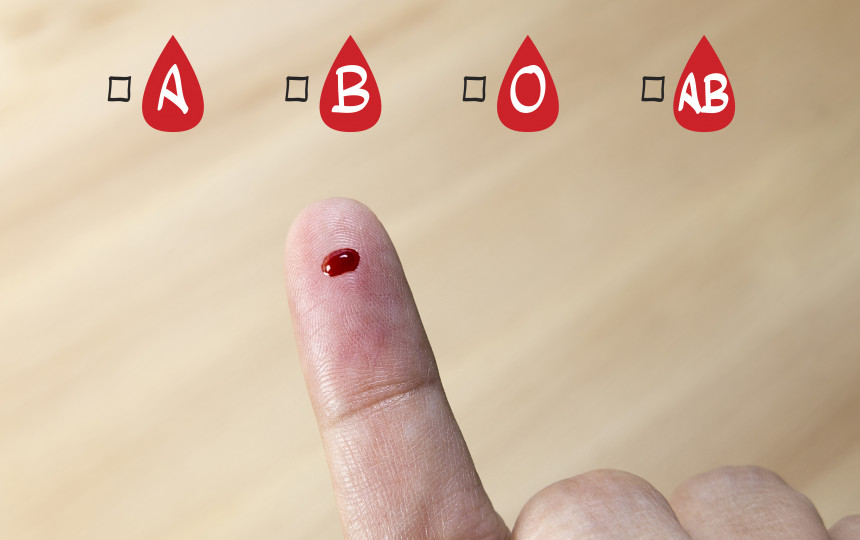 pažintys kraujo grupė o